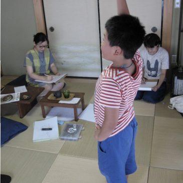 8月「人物クロッキー」(四日市)