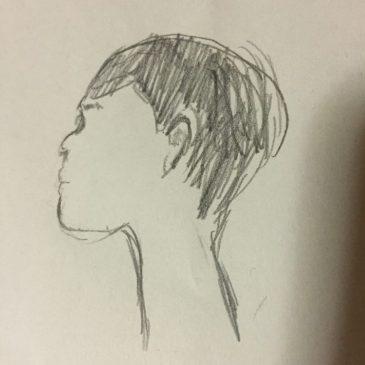 8/18、8/25「人物を描く」(桑名)